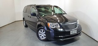 2011 Chrysler Grand Voyager RT 5th Gen MY10 LX Black 6 Speed Automatic Wagon.