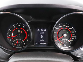 2015 Holden Commodore VF MY15 SV6 Red 6 Speed Automatic Sedan