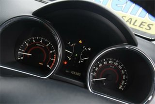 2007 Toyota Kluger GSU40R Grande 2WD Silver 5 Speed Sports Automatic Wagon