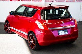 2015 Suzuki Swift FZ GL 4 Speed Automatic Hatchback.