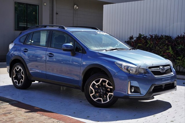 Used Subaru XV G4X MY16 2.0i-S Lineartronic AWD Cairns, 2016 Subaru XV G4X MY16 2.0i-S Lineartronic AWD Blue 6 Speed Constant Variable Wagon