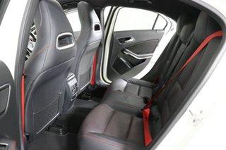 2014 Mercedes-Benz A250 176 MY15 Sport White 7 Speed Automatic Hatchback