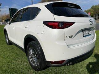 2017 Mazda CX-5 KE1032 Maxx SKYACTIV-Drive i-ACTIV AWD Sport Snowflake White 6 Speed