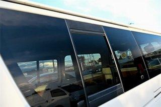 2012 Toyota HiAce KDH201V DX White 4 Speed Automatic Van