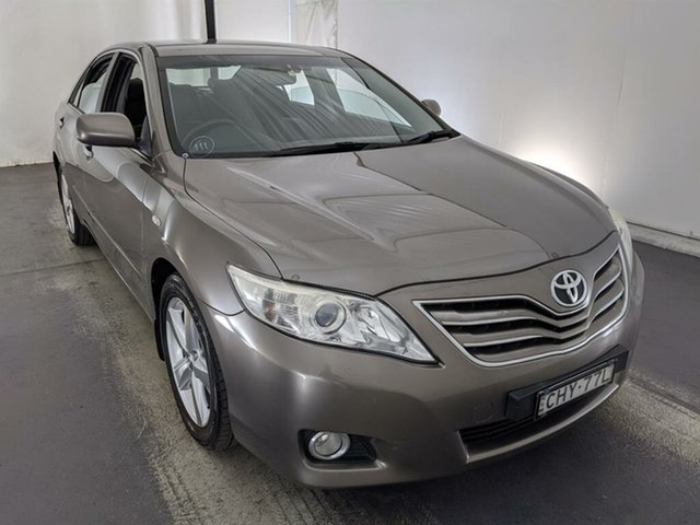 Used Toyota Camry ACV40R Grande Maryville, 2009 Toyota Camry ACV40R Grande Bronze 5 Speed Automatic Sedan