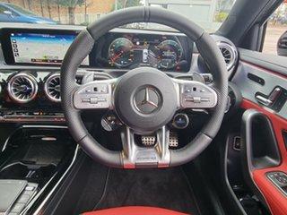 2020 Mercedes-Benz A-Class V177 801+051MY A35 AMG SPEEDSHIFT DCT 4MATIC Grey 7 Speed
