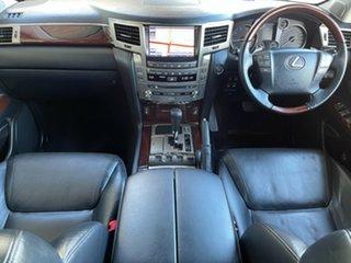 2013 Lexus LX URJ201R LX570 Silver/191213 6 Speed Sports Automatic Wagon