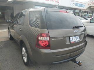 2010 Ford Territory SY MkII TS 4 Speed Sports Automatic Wagon