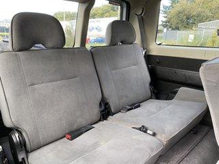 2009 Nissan Patrol GU 6 MY08 ST Silver 4 Speed Automatic Wagon