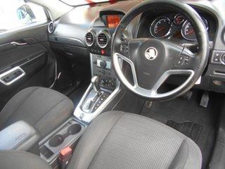 2015 Holden Captiva CG MY15 5 AWD LT White 6 Speed Sports Automatic Wagon