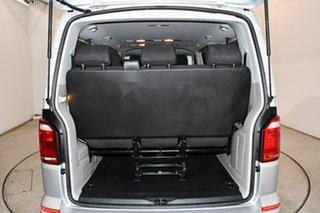 2016 Volkswagen Caravelle T6 MY16 TDI340 LWB DSG Silver 7 Speed Sports Automatic Dual Clutch Wagon