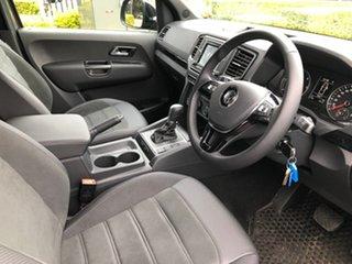2021 Volkswagen Amarok 2H MY21 TDI580 4MOTION Perm W580 Grey 8 Speed Automatic Utility