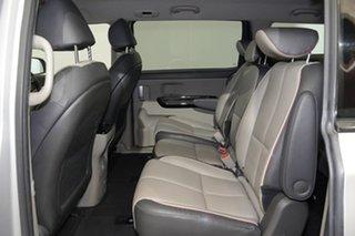 2016 Kia Carnival YP MY16 SLi Silver 6 Speed Sports Automatic Wagon