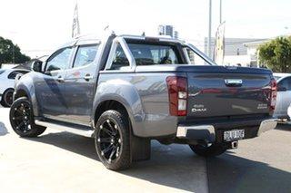 2017 Isuzu D-MAX MY17 LS-Terrain Crew Cab Obsidian Grey 6 Speed Sports Automatic Utility.