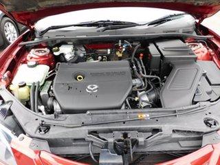 2008 Mazda 3 BK10F2 Neo Red 4 Speed Sports Automatic Sedan