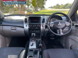 2010 Mitsubishi Challenger PB (KH) MY10 LS Grey 5 Speed Sports Automatic Wagon