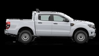 2021 Ford Ranger PX MkIII XL Arctic White 6 Speed Automatic Utility.