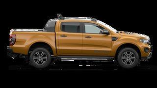 2021 Ford Ranger PX MkIII 2021.25MY Wildtrak Saber 6 Speed Sports Automatic Double Cab Pick Up.