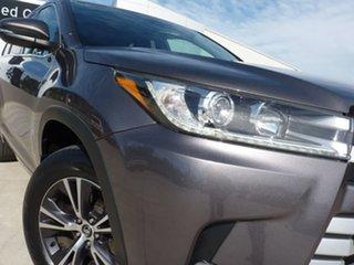 2019 Toyota Kluger GSU55R GX AWD Predawn Grey 8 Speed Sports Automatic Wagon.