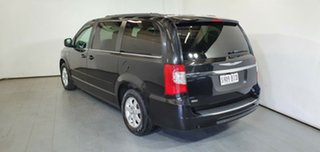 2011 Chrysler Grand Voyager RT 5th Gen MY10 LX Black 6 Speed Automatic Wagon