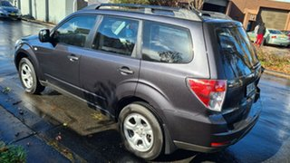 2010 Subaru Forester MY10 X Grey 4 Speed Auto Elec Sportshift Wagon