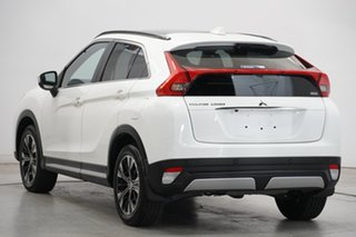 2019 Mitsubishi Eclipse Cross YA MY19 Exceed 2WD White 8 Speed Constant Variable Wagon.