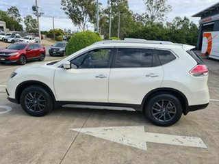 2016 Nissan X-Trail T32 ST-L X-tronic 2WD N-SPORT Black White 7 Speed Constant Variable Wagon