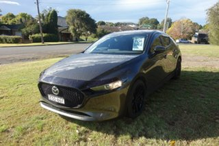 2019 Mazda 3 BP2H7A G20 SKYACTIV-Drive Evolve Bronze 6 Speed Sports Automatic Hatchback.