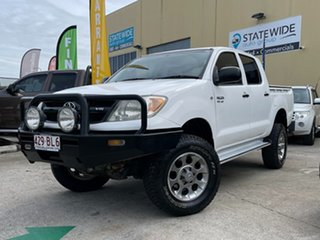 2008 Toyota Hilux GGN25R 08 Upgrade SR (4x4) 5 Speed Automatic Dual Cab Pick-up