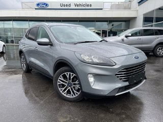 2020 Ford Escape ZH 2020.75MY Silver 8 Speed Sports Automatic SUV.