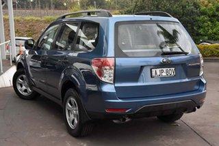 2009 Subaru Forester S3 MY09 X AWD Blue 5 Speed Manual Wagon.