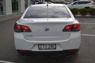 2014 Holden Calais VF MY14 White 6 Speed Sports Automatic Sedan