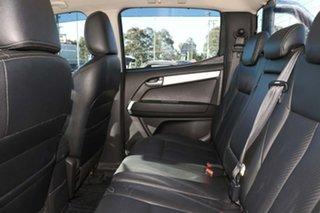 2017 Isuzu D-MAX MY17 LS-Terrain Crew Cab Obsidian Grey 6 Speed Sports Automatic Utility