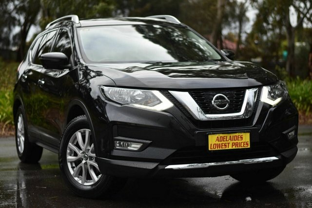 Used Nissan X-Trail T32 Series II ST-L X-tronic 2WD Melrose Park, 2018 Nissan X-Trail T32 Series II ST-L X-tronic 2WD Black 7 Speed Constant Variable Wagon