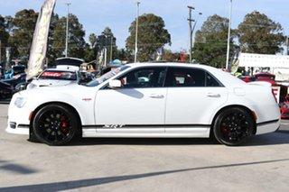 2015 Chrysler 300 LX MY16 SRT E-Shift Bright White 8 Speed Sports Automatic Sedan.