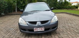 2006 Mitsubishi Lancer CH MY07 ES Grey 4 Speed Auto Sports Mode Sedan.