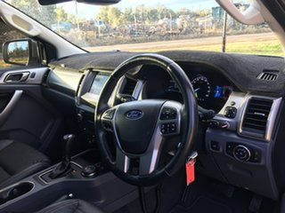 2016 Ford Everest UA Trend Silver Sports Automatic