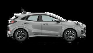 2020 Ford Puma JK 2021.25MY ST-Line Solar Silver 7 Speed Sports Automatic Dual Clutch Wagon.