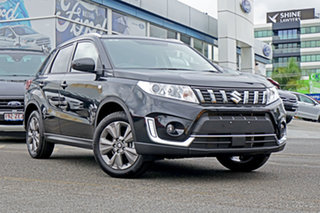 2021 Suzuki Vitara LY Series II 2WD Black 6 Speed Sports Automatic Wagon.