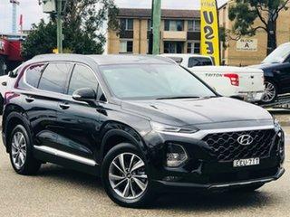 2019 Hyundai Santa Fe TM MY19 Elite Black 8 Speed Sports Automatic Wagon.