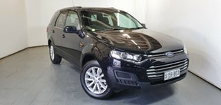 2014 Ford Territory SZ MkII TX Seq Sport Shift Black 6 Speed Sports Automatic Wagon.