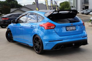 2018 Ford Focus LZ RS AWD Limited Edition Nitrous Blue 6 Speed Manual Hatchback.