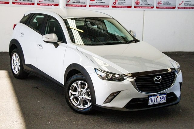 Pre-Owned Mazda CX-3 DK MY17.5 Maxx (FWD) Rockingham, 2018 Mazda CX-3 DK MY17.5 Maxx (FWD) 6 Speed Automatic Wagon
