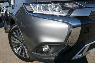 2019 Mitsubishi Outlander ZL MY19 LS 2WD Grey 6 Speed Constant Variable Wagon.