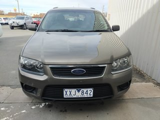 2010 Ford Territory SY MkII TS 4 Speed Sports Automatic Wagon.