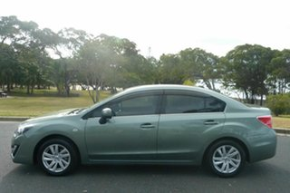2015 Subaru Impreza G4 MY14 2.0i Lineartronic AWD Grey 6 Speed Constant Variable Sedan