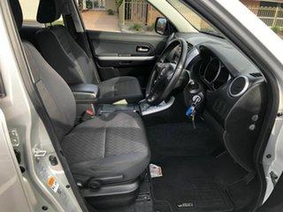2014 Suzuki Grand Vitara JB Sport Silver 4 Speed Automatic Wagon