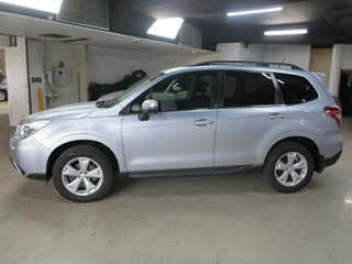 2013 Subaru Forester S4 MY13 2.5i-L Lineartronic AWD Silver 6 Speed Constant Variable Wagon