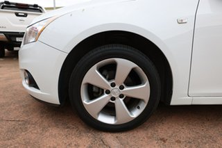 2014 Holden Cruze JH MY14 Equipe White 6 Speed Automatic Hatchback.