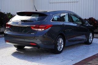 2015 Hyundai i40 VF4 Series II Active Tourer Grey 6 Speed Sports Automatic Wagon.